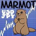 Marmot V1 USDJPYの実績(1月14〜18日)